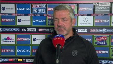 Powell: They were the better team