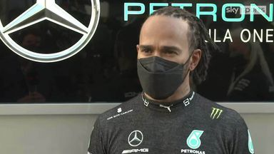 Hamilton: One-two would be spectacular