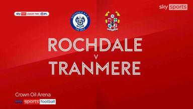 Rochdale 1-0 Tranmere