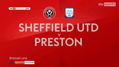 Sheff Utd 2-2 Preston