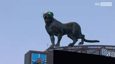 Carolina unveil 'mixed reality' panther