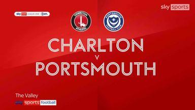 Charlton 2-2 Portsmouth