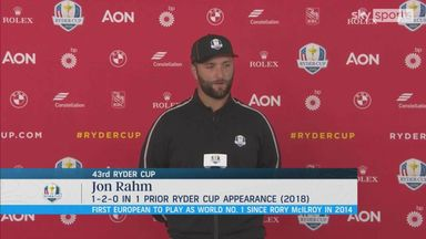 Rahm: What the Ryder Cup means to me