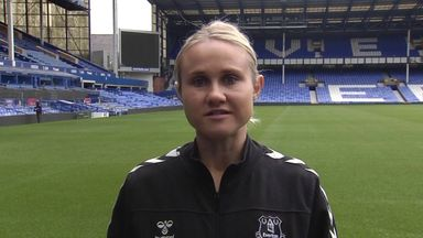 'Everton ready to compete in the WSL'