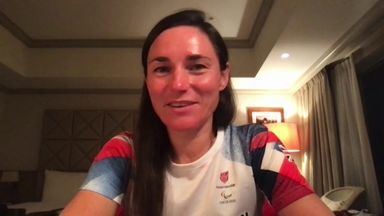 Storey: Paralympic record still sinking in