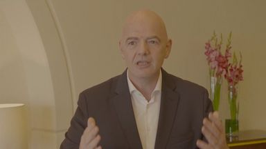 Infantino: Too many meaningless matches