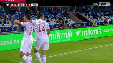 Fornals scores on first Spain start!