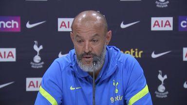 Player concerns for Nuno after internationals