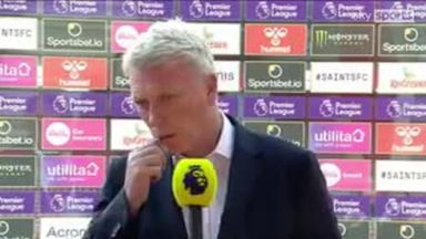 Moyes: It was a hard-fought point