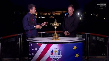 Poulter excited by European line-up