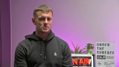 Wilshere: Players must speak about mental health