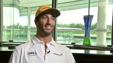 Ricciardo: I was a man on a mission