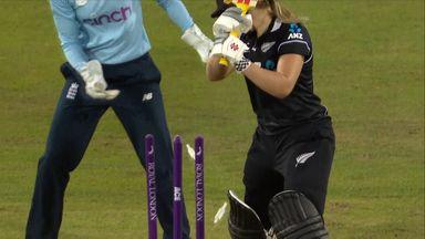 Dean gets her first ODI wicket!