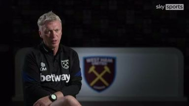 Moyes: Doubly difficult to play Utd without Antonio