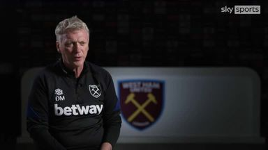 Moyes: I had to earn the fans support