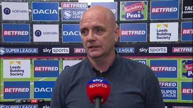 Agar: We stayed composed
