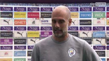 Guardiola: We always choose teams to win