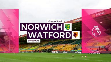 Norwich remain pointless after Watford humbling