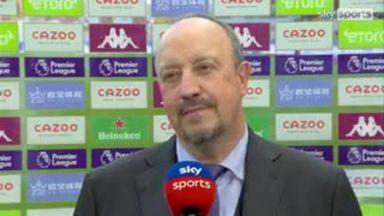 Benitez pre-match v A Villa