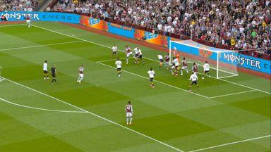 HT Aston Villa 0 - 0 Everton