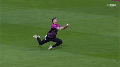 Stunning catch from Tom Abell!