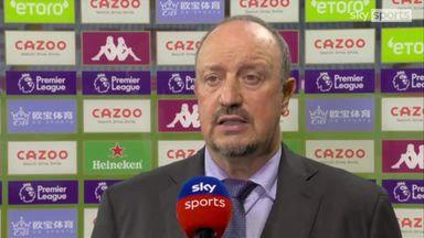 Benitez: We never took our chances