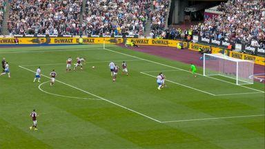 Pen Appeal C Ronaldo West Ham 1 - 1 Manchester Utd