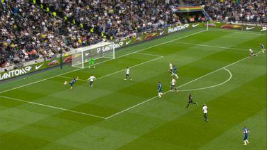Save H Lloris (47) Tottenham 0 - 0 Chelsea