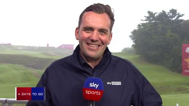 Ryder Cup: Could weather play in Europe's favour?