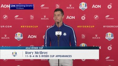 McIlroy offers support to AJ for Usyk test