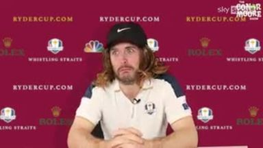Ryder Cup: Press conference impressions