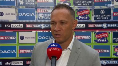 Lam: We're in best form of the season