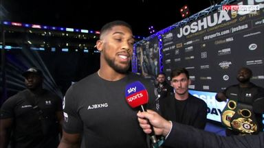 Joshua: There is no game plan