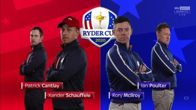 McIlroy, Poulter suffer big Ryder Cup loss