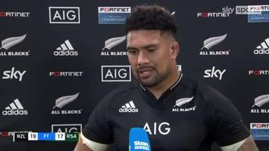 Savea relieved with late win