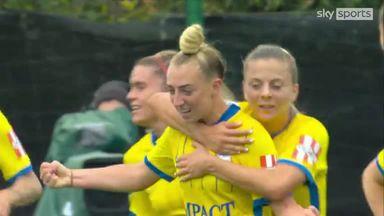 Pennock equalises for Birmingham!