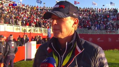Stricker: Team USA fired up and ready
