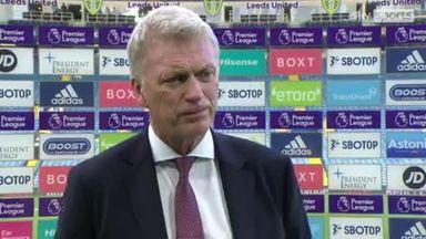 Moyes praises West Ham's character