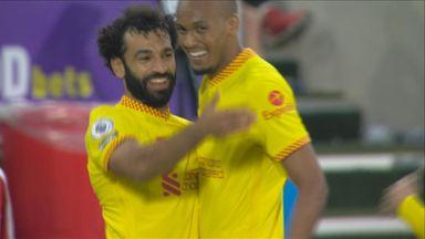 Salah scores 100th PL goal!