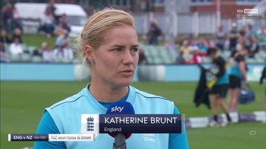 Brunt: Ready for the long winter ahead