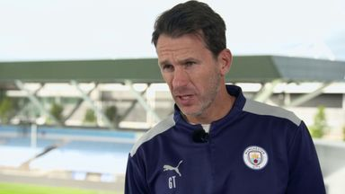 Taylor: Man City not the finished article