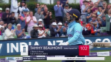 Beaumont goes after brilliant 102