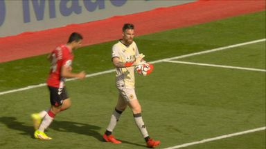 HT Southampton 0 - 0 Wolves