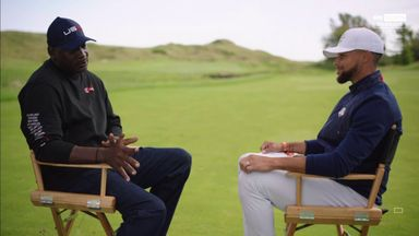MJ and Curry discuss all things golf