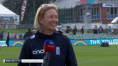 Keightley: We can still improve