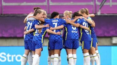 'Chelsea outright favourites for WSL'