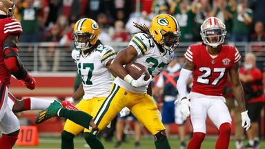 Highlights: Packers 30-28 49ers