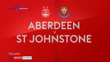 Aberdeen 0-1 St Johnstone