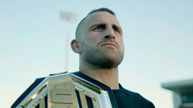 Volkanovski's journey from Rugby League to UFC