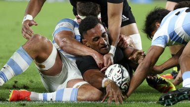New Zealand 39-0 Argentina